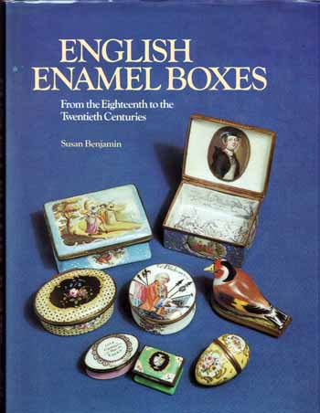 Image for English Enamel Boxes From the Eighteenth to the Twentieth Centuries