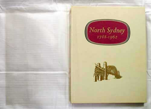 Image for North Sydney 1788-1962