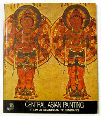 Image for Central Asian Painting (Treasures of Asia)