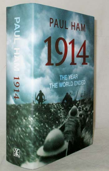 Image for 1914. The Year the World Ended