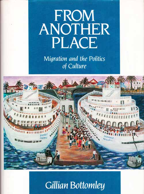 Image for From Another Place Migration and the Politics of Culture