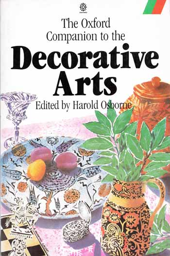Image for The Oxford Companion to the Decorative Arts