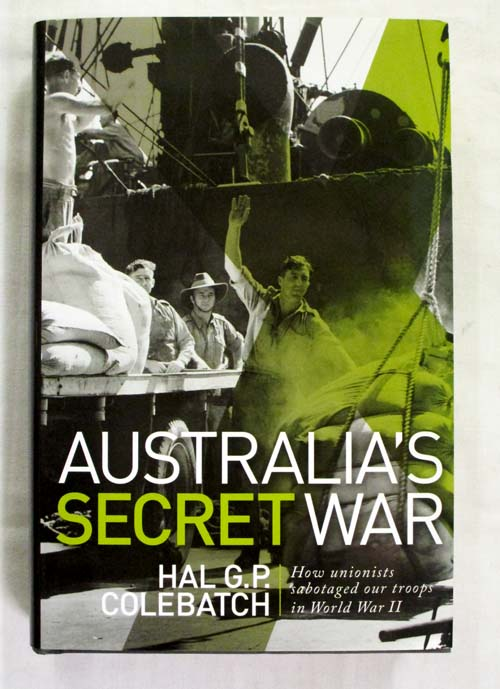 Image for Australia's Secret War