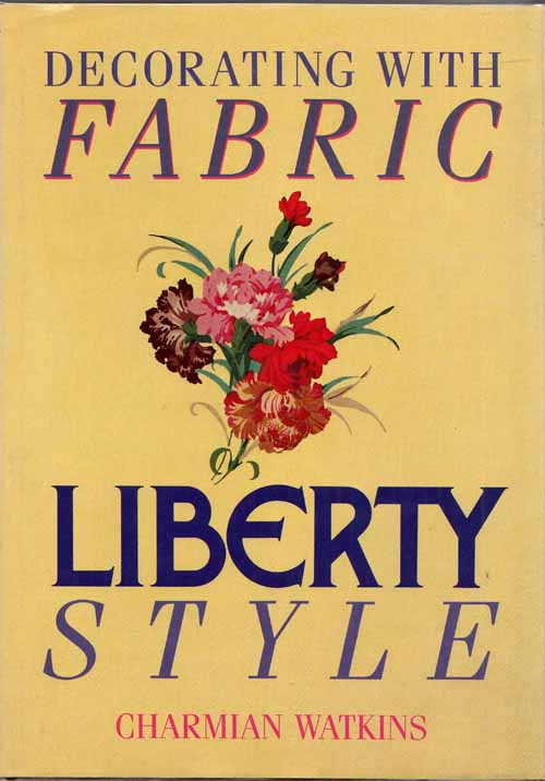 Image for Decorating with Fabric Liberty Style
