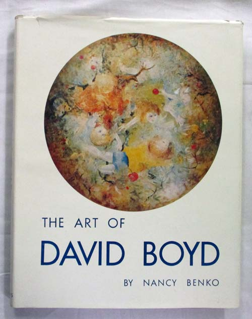 Image for The Art of David Boyd