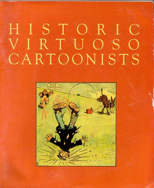 Image for Historic Virtuoso Cartoonists 2001 Festival of Cartoon Art
