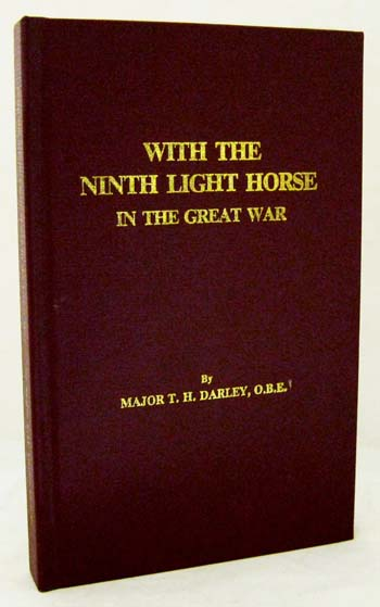 Image for With the Ninth Light Horse in the Great War