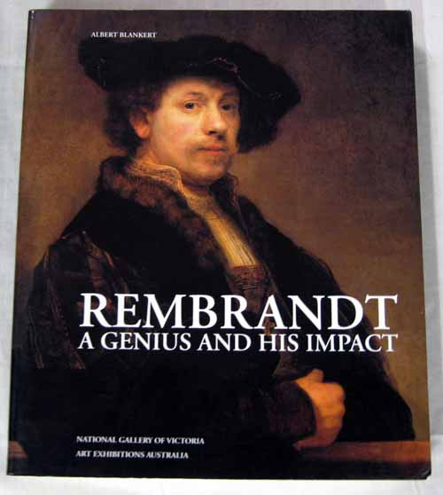 Image for Rembrandt A Genius and His Impact