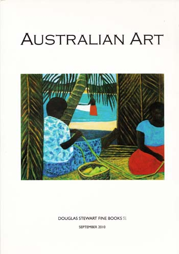 Image for Australian Art. A private library of signed books and catalogues together with recent acquisitions