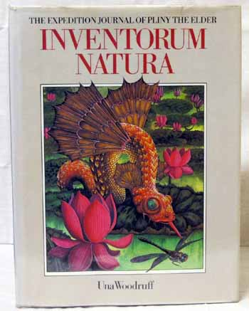 Image for Inventorum Natura. The Wonderful Voyage of Pliny
