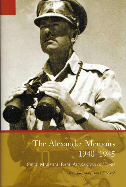 Image for The Alexander Memoirs 1940 -1945