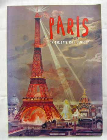 Image for Paris In the Late 19th Century
