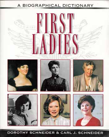 Image for First Ladies: A Biographical Dictionary
