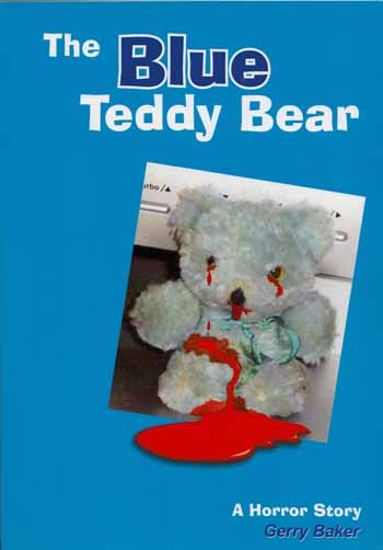 Image for The Blue Teddy Bear