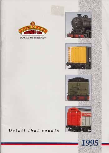 Image for Bachmann Branch-Line 00 Gauge Railways Catalogue 1994