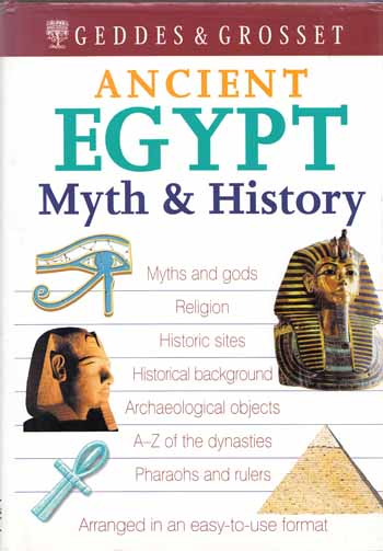 Image for Ancient Egypt: Myth and History