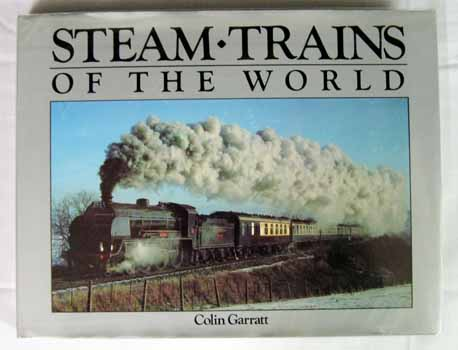 Image for Steam Trains of the World