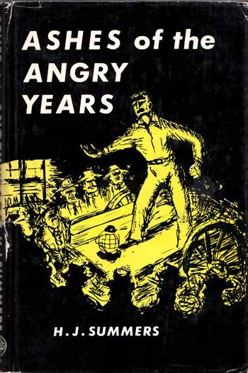 Image for Ashes of the Angry Years