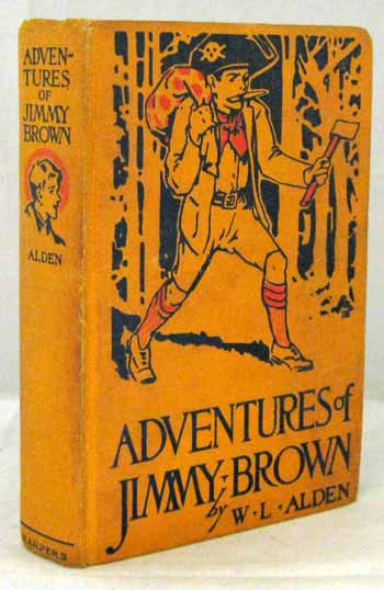 Image for Adventures of Jimmy Brown. Written By Himself