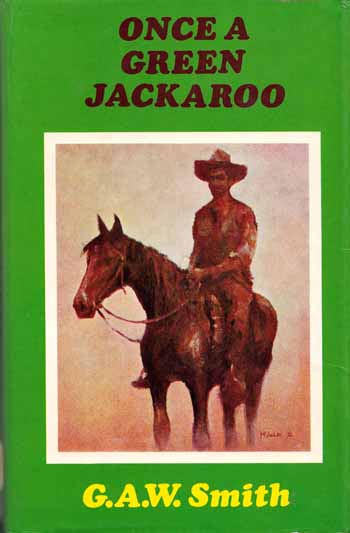 Image for Once a Green Jackaroo