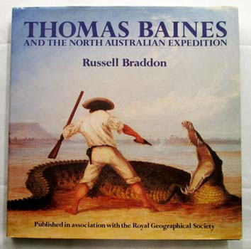 Image for Thomas Baines and the North Australian Expedition