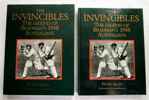 Image for The Invincibles The Legend of Bradman's 1948 Australians