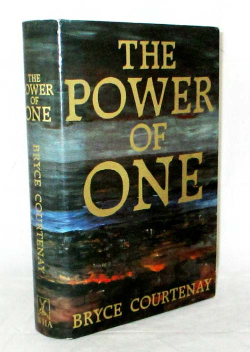 Image for The Power of One Inscribed and Signed by Author