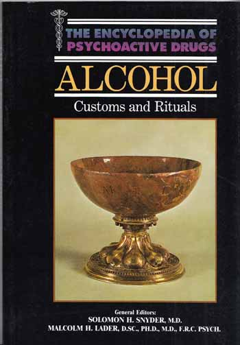 Image for Alcohol Customs and Rituals