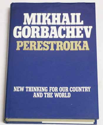 Image for Perestroika. New Thinking for Our Country and the World