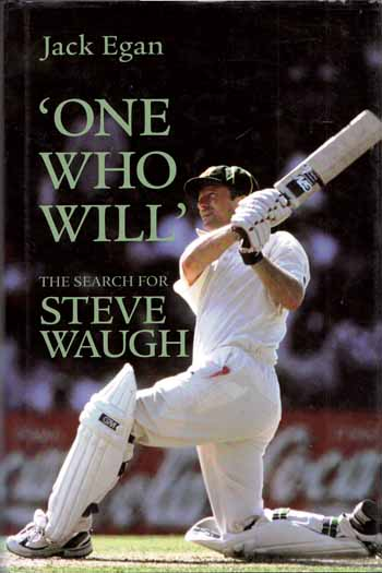 Image for 'One Who Will' The Search for Steve Waugh