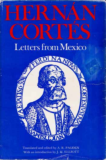 Image for Hernan Cortes: Letters from Mexico