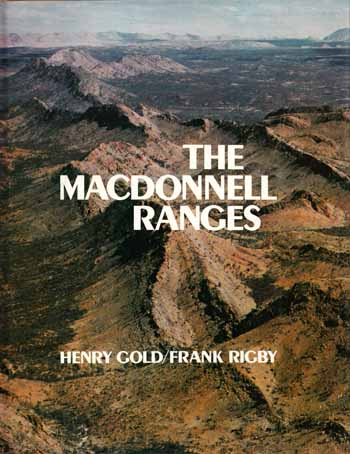Image for The MacDonnell Ranges