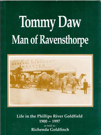 Image for Tommy Daw Man of Ravensthorpe