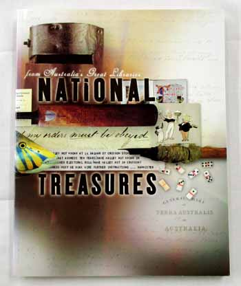 Image for National Treasures from Australia's Great Libraries