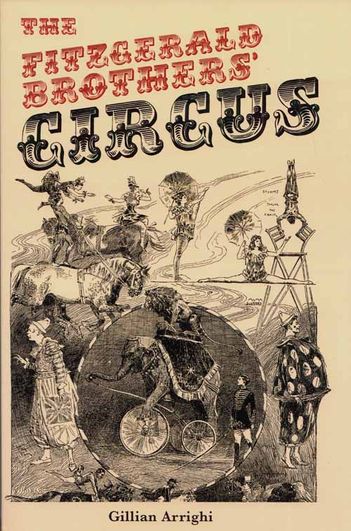 The Fitzgerald Brothers' Circus. Spectacle, Identity, and Nationhood at the Australian Circus