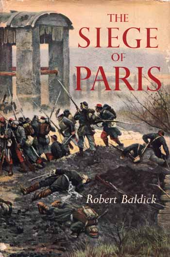 Image for The Siege of Paris