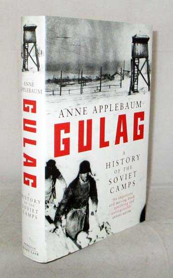 Image for Gulag.  A History of the Soviet Camps