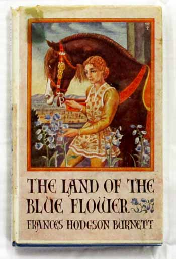 Image for The Land of the Blue Flower