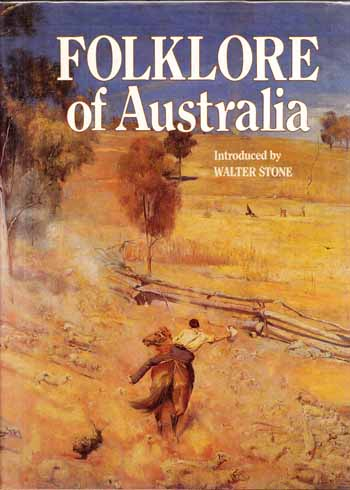 Image for Folklore of Australia