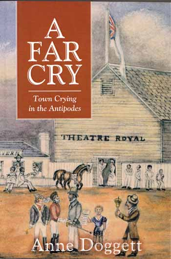 Image for A Far Cry: Town Crying in the Antipodes