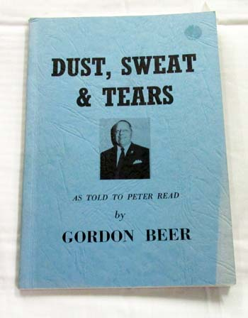 Image for Dust, Sweat and Tears