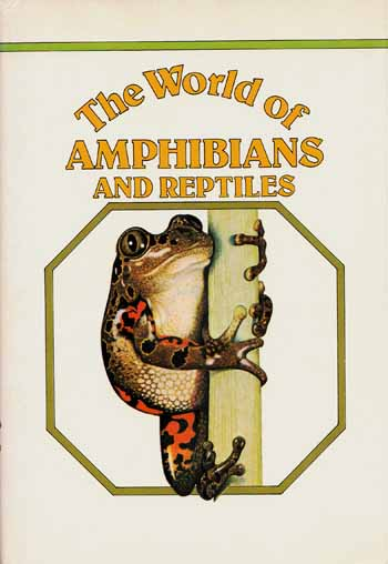 Image for The World of Amphibians and Reptiles