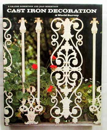 Image for Cast Iron Decoration A World Survey