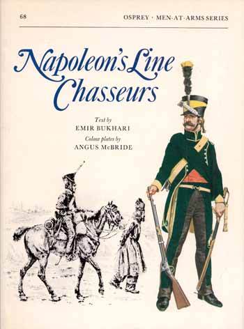 Image for Napoleon's Line Chasseurs [Men-at-Arms Series No 68]