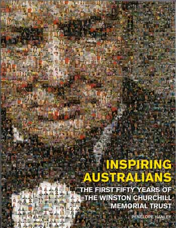 Image for Inspiring Australians: The First Fifty Years of the Winston Churchill Memorial Trust
