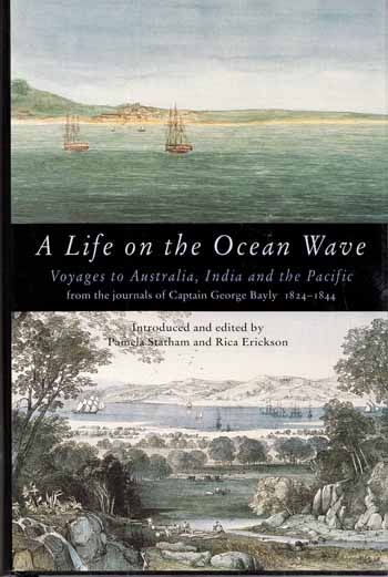 Image for A Life on the Ocean Wave :  The Journals of Captain George Bayly 1824 - 1844