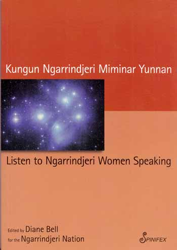 Image for Kungun Ngarrindjeri Miminar Yunnan [Listen to Ngarrindjeri Women Speaking]