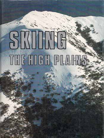 Image for Skiing.  The High Plains.