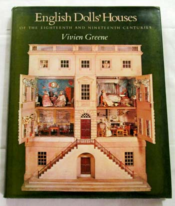 Image for English Dolls' Houses Of the Eighteenth and Nineteenth Centuries