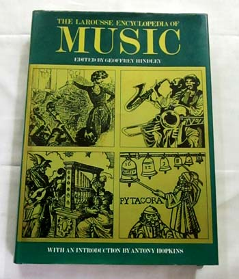 Image for The Larousse Encyclopedia of Music
